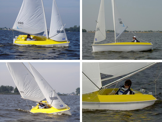 Sailability Zeilboot Hansa Liberty